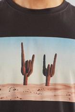 Dedicated Dedicated, Stockholm Cactus, charcoal, XL