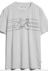 armedangels Armedangels, Jaames smooth bike, white, M