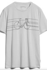 armedangels Armedangels, Jaames smooth bike, white, XL