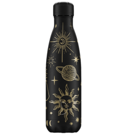 Chilly's Chilly's Bottles, Mystic Black, 500ml