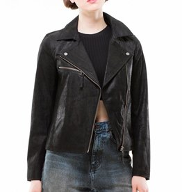 Dr.Denim Dr.Denim, Kate Biker Jacket, black, M