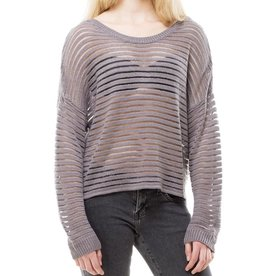 Dr.Denim Dr.Denim, Lauren Sweater, felinegrey, XS