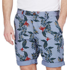 Minimum Minimum, Bagley shorts, wave blue, M