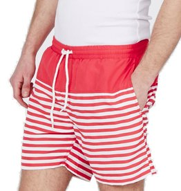 Minimum Minimum, Tahoe Shorts, tomato, S