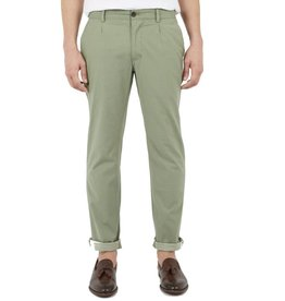 Ben Sherman, Chambray Trouser, mititary green, 33/34