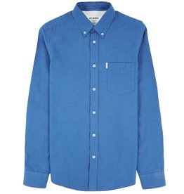 Ben Sherman Ben Sherman, Oxford Chambray, directoire blue, XL