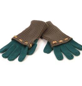 Skunkfunk Skunkfunk, Sentin Gloves, brown, one size