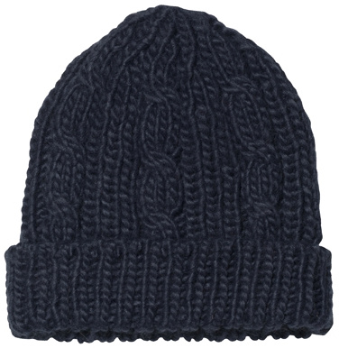 Rules by Mary, Devon Hat, Navy