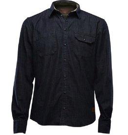 Minimum Minimum, Shakil Shirt,Black, S
