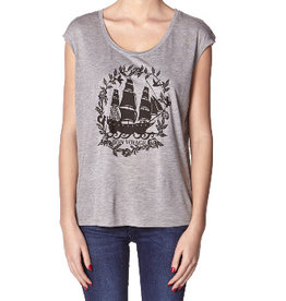 Element Clothing Element, Bon Voyage, Grey Heather, XS