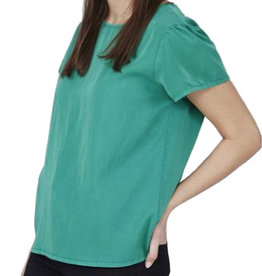 Minimum Minimum, Carol Top, Blush Green, XS/34