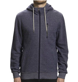 RVLT RVLT, 2377, Sweat Zip, Navy, L