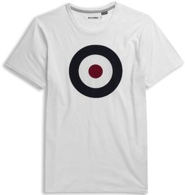 Ben Sherman, Target, T-Shirt, bright white, L