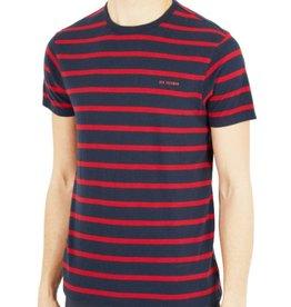 Ben Sherman, T-Shirt, Dark Blue/Stripe, L