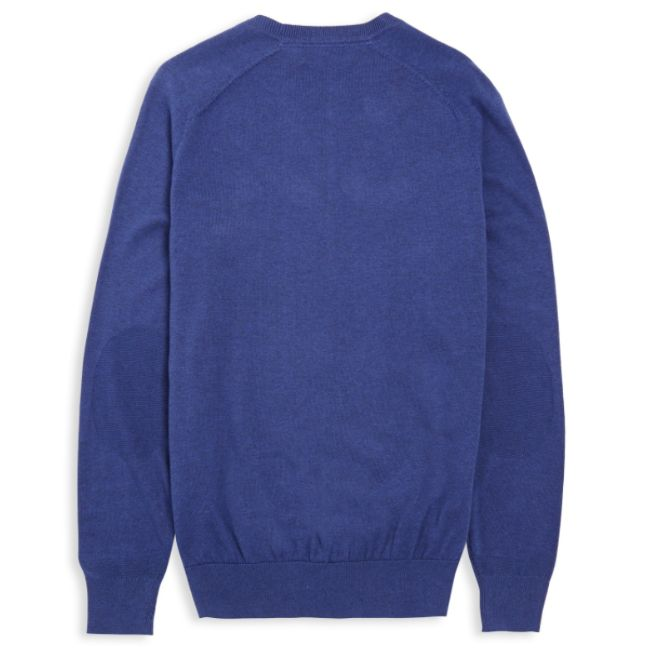 Ben Sherman, The Crew Neck, Marine Marl, XL
