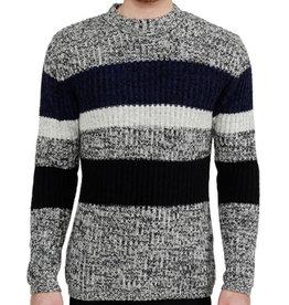 Minimum Minimum, Tempa Knit, Black/Grey Melange, M