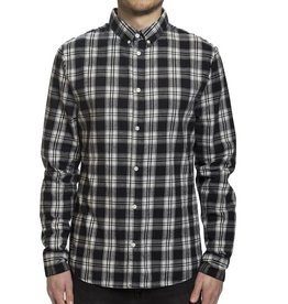 RVLT RVLT, 3483 Shirt Check, Black, L