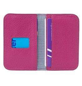 Lost & Found Accessories Lost & Found, Kreditkarten Etui, raspberry