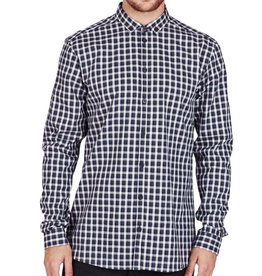 Minimum Minimum, Beadel Shirt, navy blazer, M