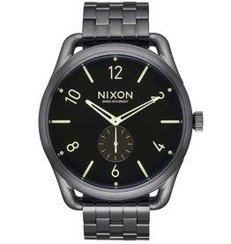 Nixon Nixon, C45 SS, all gunmetal/lum