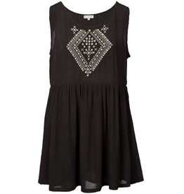 Element Clothing Element, Oslo Dress, off black, M