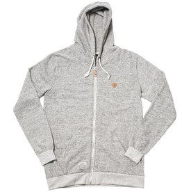 Safari Safari, Twine Zip Hoody, grey heather, S