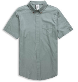 Ben Sherman, PLECTRUM Shirt SS, Dark Forest, M