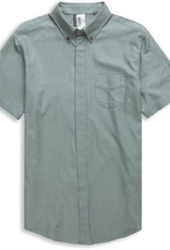 Ben Sherman, PLECTRUM Shirt SS, Dark Forest, S