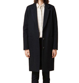 Sessun Sessun, Jean Coat, navy, L