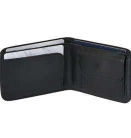 Lost & Found Accessories Lost & Found, Männerportemonnaie slim, black