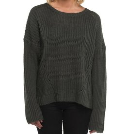 Element Clothing Element, Farewell Jumper, charocal, M