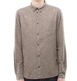 Dr.Denim Dr.Denim, Pete Shirt, toffee, S