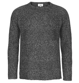 WESC WeSC, Aro Knitted Sweater, grey melange, L