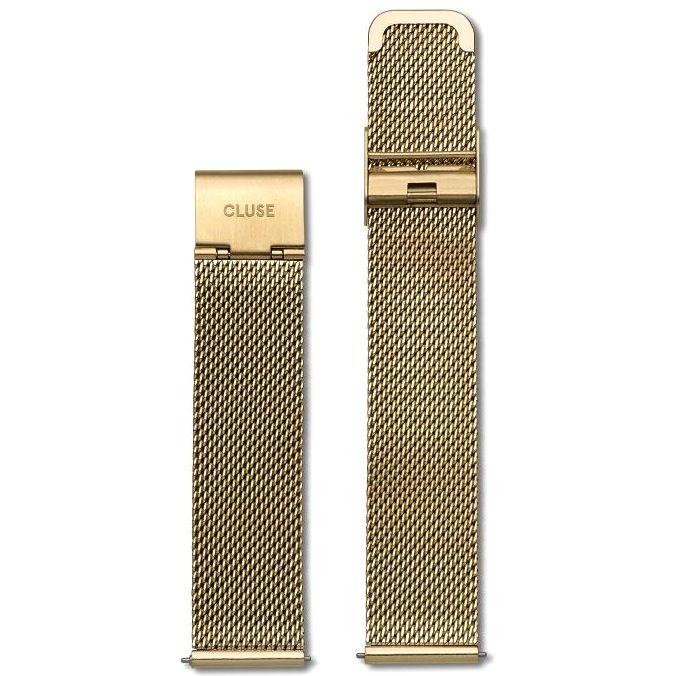 Cluse Cluse, La Bohème Mesh Strap, gold