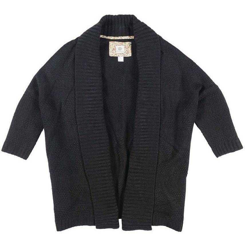 Element Clothing ELEMENT, Mai Cardigan, Black, M