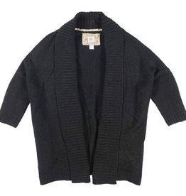 Element Clothing ELEMENT, Mai Cardigan, Black, S