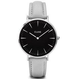 Cluse Cluse, La Bohème, silver black/grey