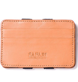 Safari Safari, The Smart Wallet II, Tan