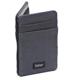 Safari Safari, The Smart Wallet, Black/Grey