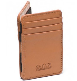 Safari Safari, The Smart Wallet, Tan