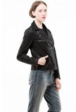 Dr.Denim Dr.Denim, Kate Biker Jacket, black, M