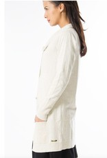 Skunkfunk Skunkfunk, Auria Sweater, grey melange, L