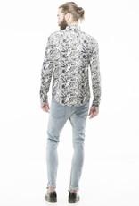 Dr.Denim Dr. Denim, Pine Regular Shirt, light grey, M