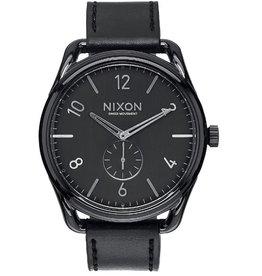 Nixon NIXON, C45 Leather, Black