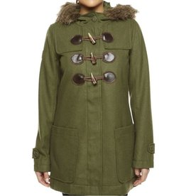 Element Clothing ELEMENT, Duffy II Jacket, Women, Vine, L