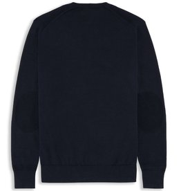 Ben Sherman, The V-Neck, Pullover, navy, M