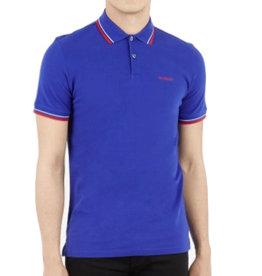 Ben Sherman, Polo Shirt Romford, union blue, S