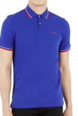 Ben Sherman, Polo Shirt Romford, union blue, M
