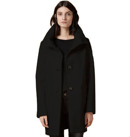 Sessun Sessun, Chera Coat, black, M