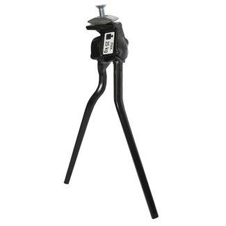 Zweibeinständer Alu Esge<br /> schwarz L-lang 320 mm